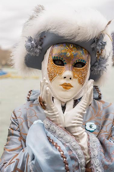 Jacky MERTEAU - Carnaval Vénitien Annecy 2016