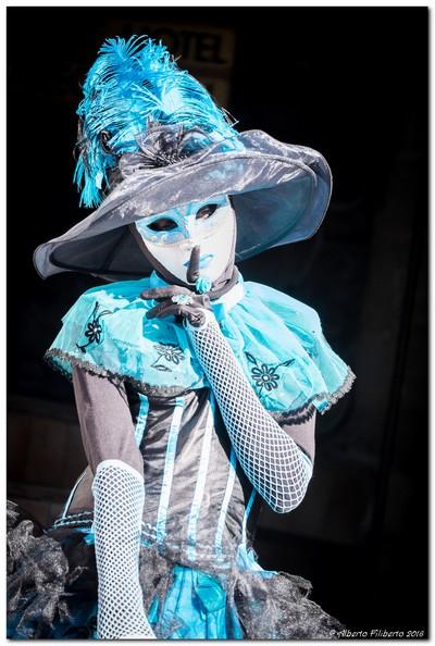 Filiberto Alberto - Carnaval Vénitien Annecy 2016