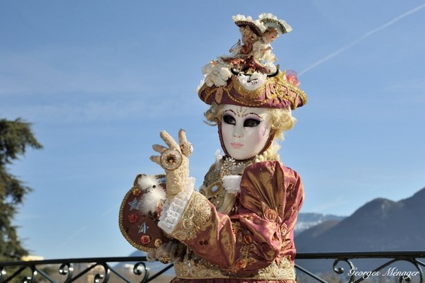 Georges MENAGER - Carnaval Vénitien Annecy 2017 - 00002