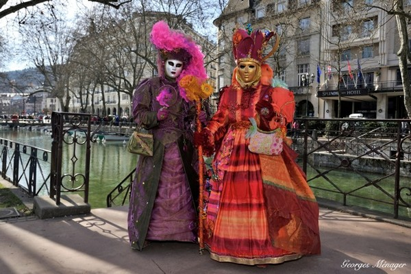 Georges MENAGER - Carnaval Vénitien Annecy 2017 - 00007
