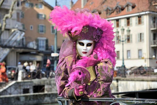 Georges MENAGER - Carnaval Vénitien Annecy 2017 - 00009