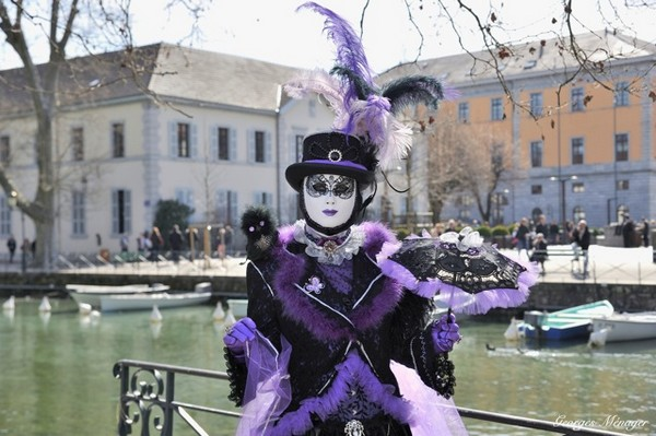 Georges MENAGER - Carnaval Vénitien Annecy 2017 - 00010