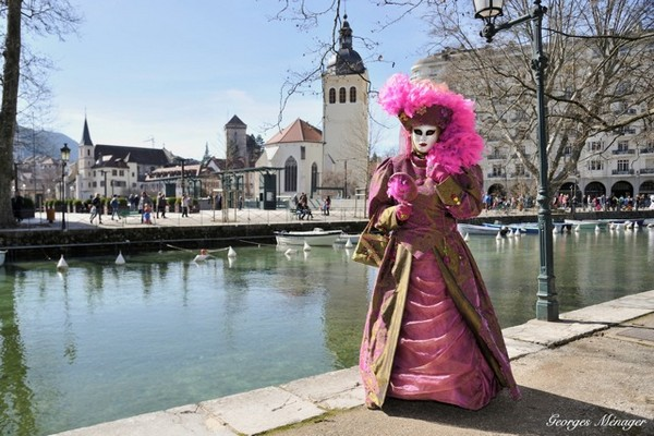 Georges MENAGER - Carnaval Vénitien Annecy 2017 - 00012