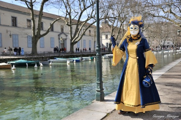 Georges MENAGER - Carnaval Vénitien Annecy 2017 - 00015