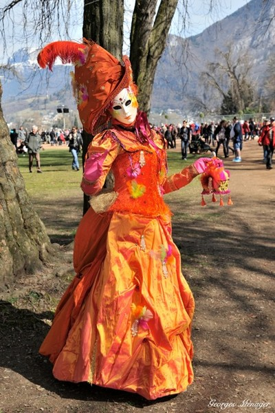 Georges MENAGER - Carnaval Vénitien Annecy 2017 - 00021