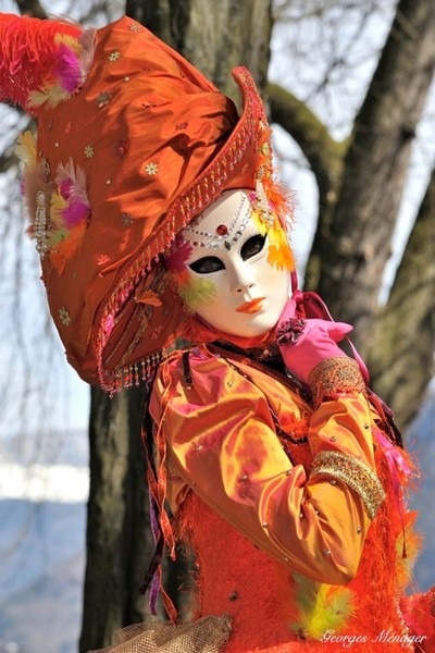 Georges MENAGER - Carnaval Vénitien Annecy 2017 - 00022