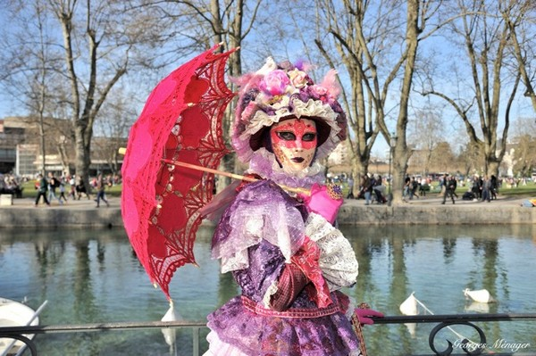 Georges MENAGER - Carnaval Vénitien Annecy 2017 - 00027