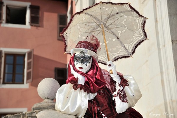 Georges MENAGER - Carnaval Vénitien Annecy 2017 - 00029