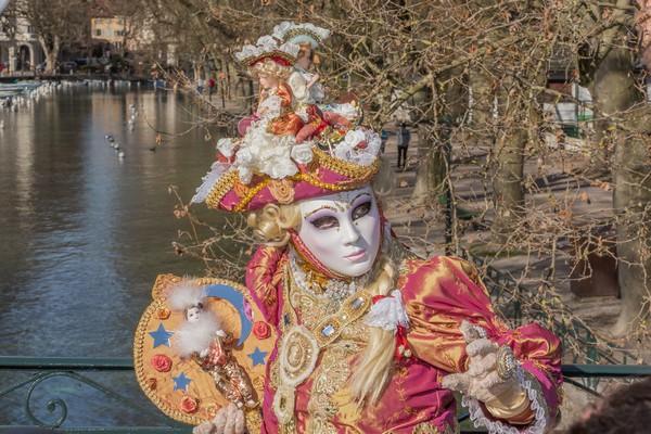 Gérard MATHIEU - Carnaval Vénitien Annecy 2017 - 00003