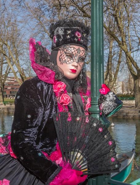 Gérard MATHIEU - Carnaval Vénitien Annecy 2017 - 00004