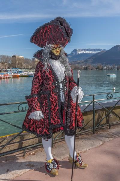 Gérard MATHIEU - Carnaval Vénitien Annecy 2017 - 00005