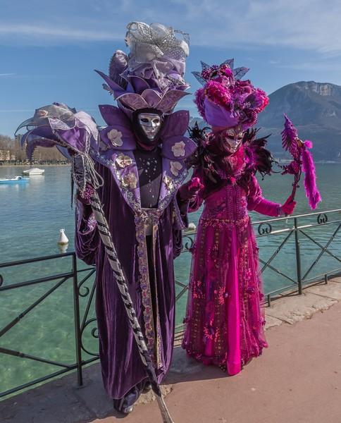 Gérard MATHIEU - Carnaval Vénitien Annecy 2017 - 00006