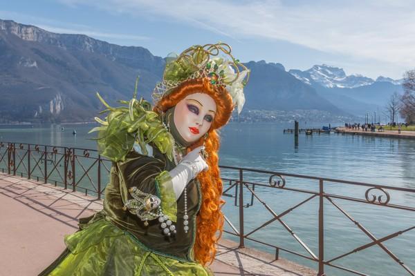 Gérard MATHIEU - Carnaval Vénitien Annecy 2017 - 00011