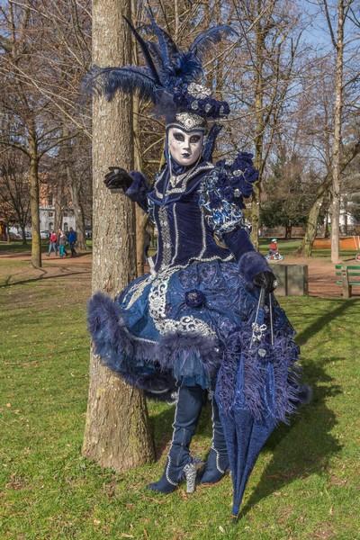 Gérard MATHIEU - Carnaval Vénitien Annecy 2017 - 00013