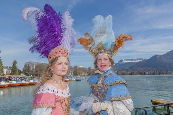 Gérard MATHIEU - Carnaval Vénitien Annecy 2017 - 00015