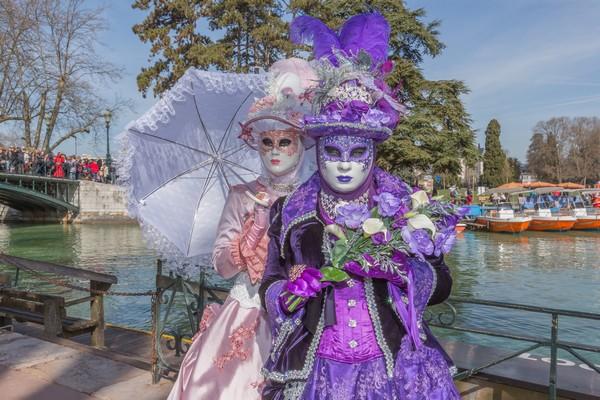 Gérard MATHIEU - Carnaval Vénitien Annecy 2017 - 00016