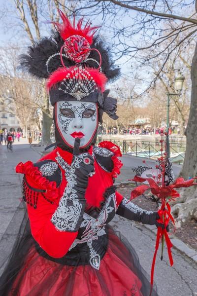 Gérard MATHIEU - Carnaval Vénitien Annecy 2017 - 00018