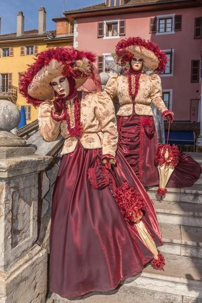 Gérard MATHIEU - Carnaval Vénitien Annecy 2017 - 00020