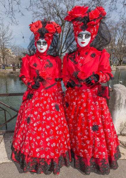 Gérard MATHIEU - Carnaval Vénitien Annecy 2017 - 00023