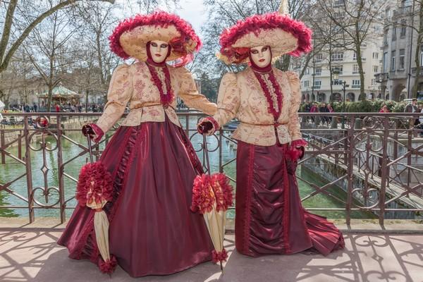 Gérard MATHIEU - Carnaval Vénitien Annecy 2017 - 00024