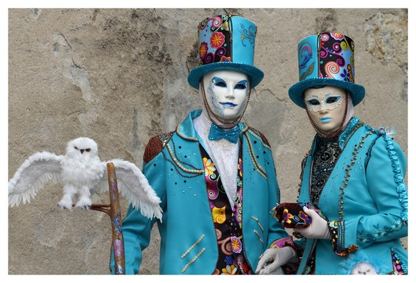 Gilbert ABISMIL - Carnaval Vénitien Annecy 2017 - 00004