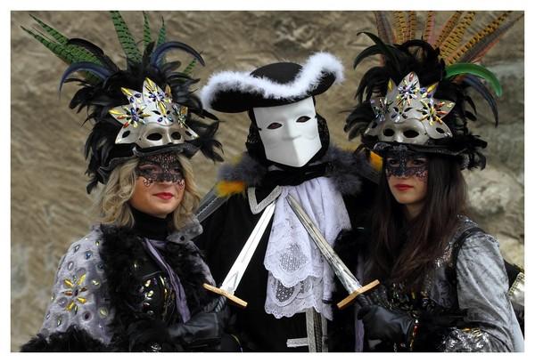 Gilbert ABISMIL - Carnaval Vénitien Annecy 2017 - 00006
