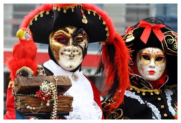 Gilbert ABISMIL - Carnaval Vénitien Annecy 2017 - 00009