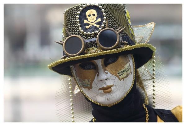 Gilbert ABISMIL - Carnaval Vénitien Annecy 2017 - 00014