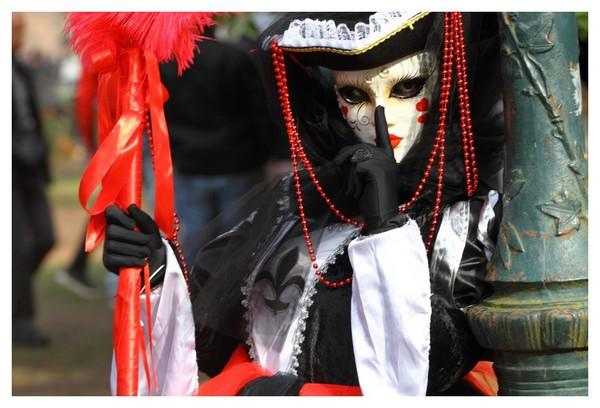 Gilbert ABISMIL - Carnaval Vénitien Annecy 2017 - 00023