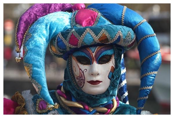 Gilbert ABISMIL - Carnaval Vénitien Annecy 2017 - 00024