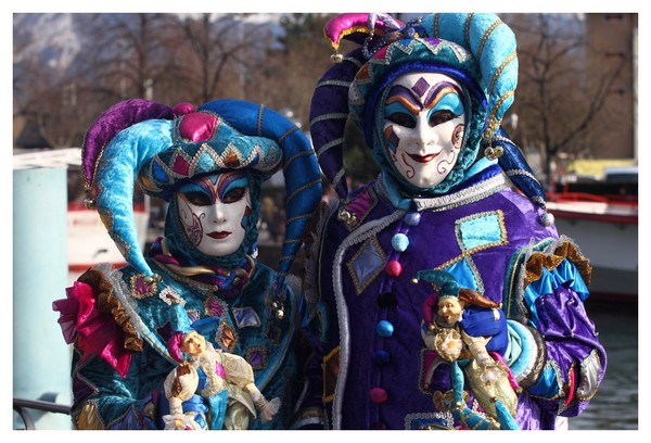Gilbert ABISMIL - Carnaval Vénitien Annecy 2017 - 00025