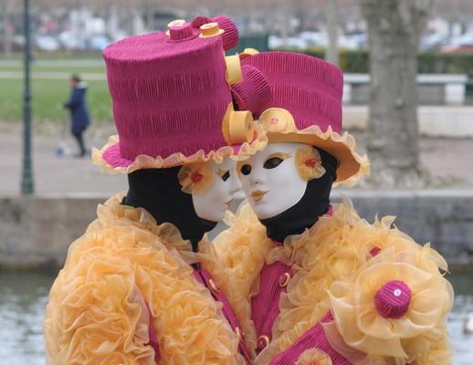 Hervé GOISET - Carnaval Vénitien Annecy 2016