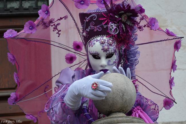 Bruno VAGNOTTI - Carnaval Vénitien Annecy 2018