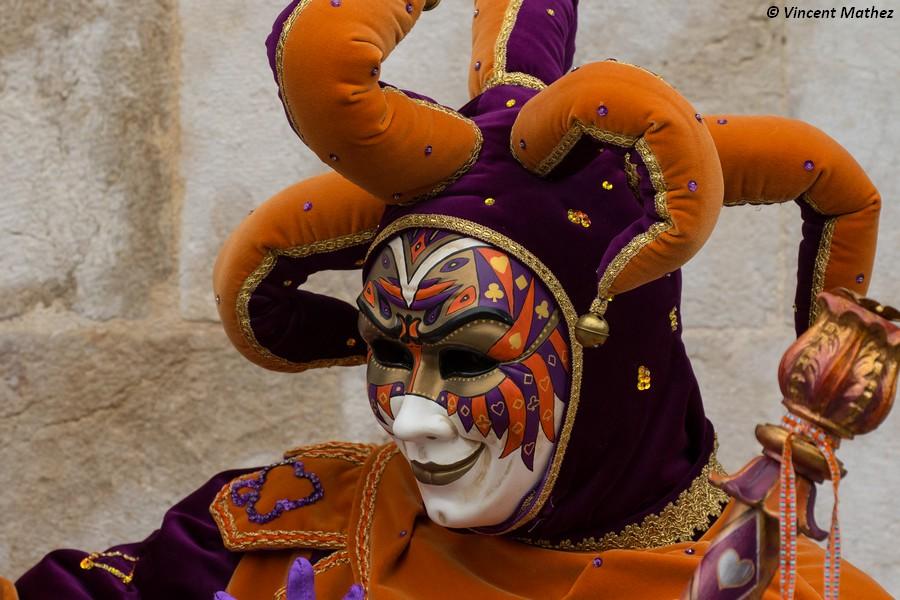 Vincent MATHEZ - Carnaval Vénitien Annecy 2018