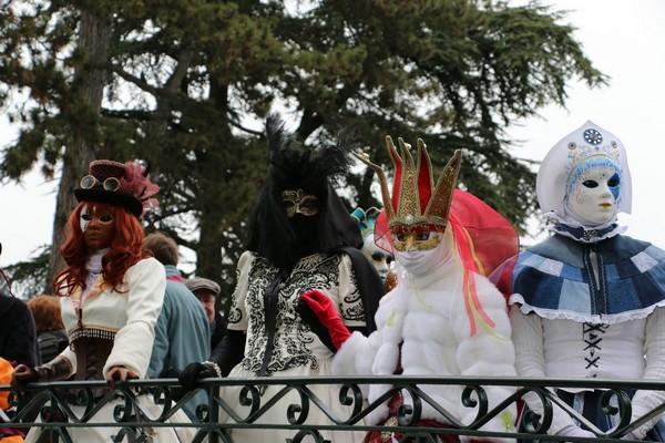 Francis MICHALOWSKI - Carnaval Vénitien Annecy 2016