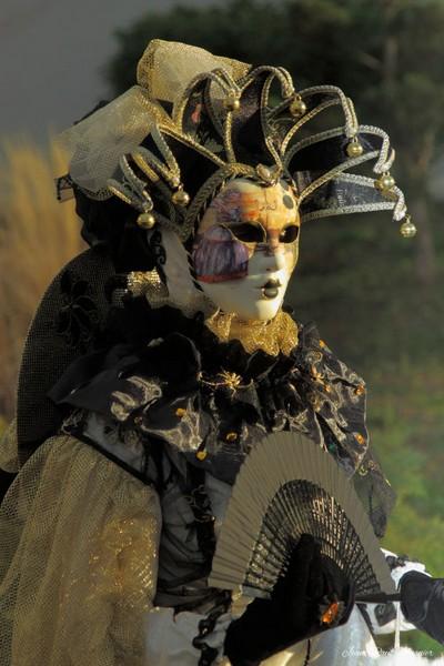Jean Paul MUGNIER - Carnaval Vénitien Annecy 2016