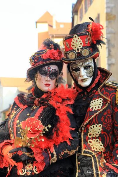 Jean Paul MUGNIER - Carnaval Vénitien Annecy 2017 - 00005
