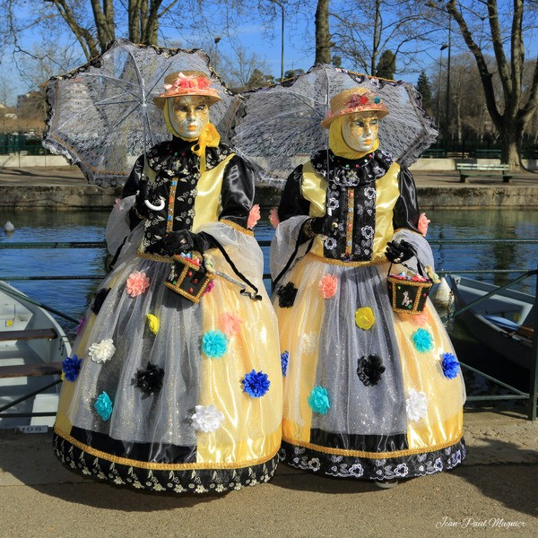 Jean Paul MUGNIER - Carnaval Vénitien Annecy 2017 - 00006
