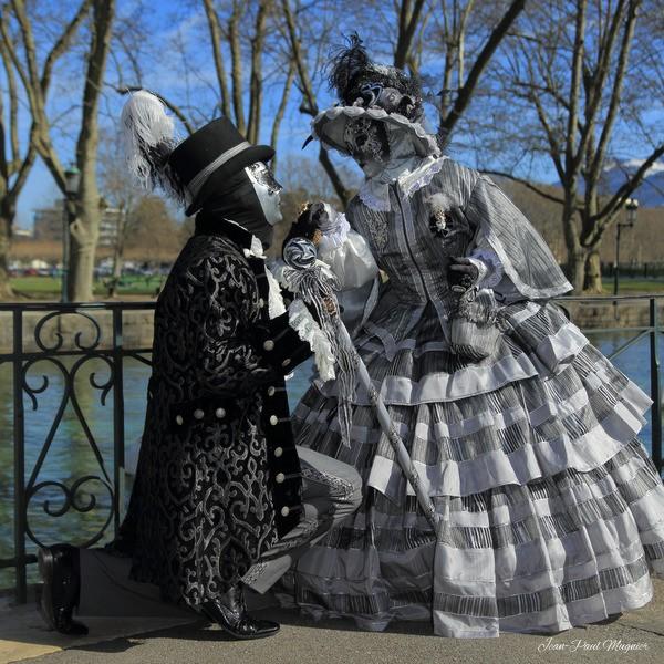 Jean Paul MUGNIER - Carnaval Vénitien Annecy 2017 - 00010
