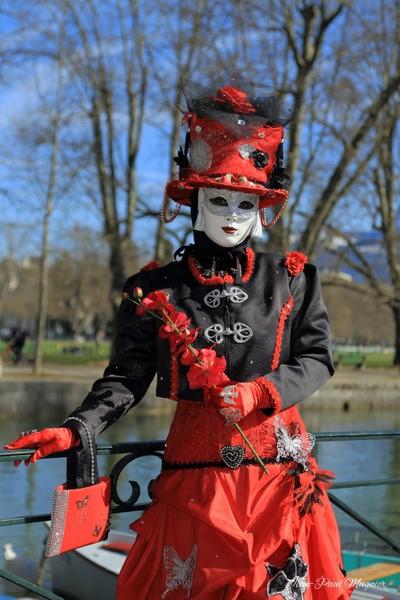 Jean Paul MUGNIER - Carnaval Vénitien Annecy 2017 - 00011