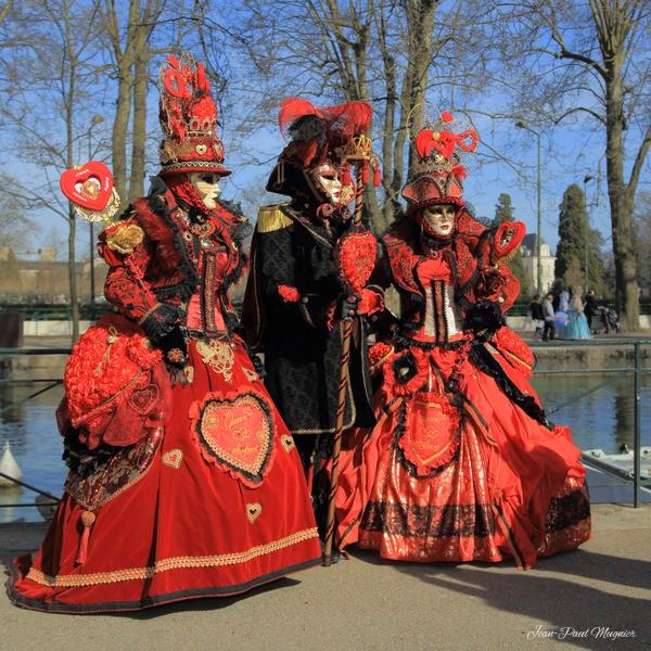 Jean Paul MUGNIER - Carnaval Vénitien Annecy 2017 - 00012