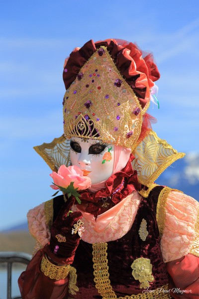 Jean Paul MUGNIER - Carnaval Vénitien Annecy 2017 - 00013