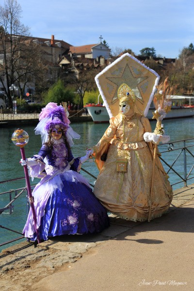 Jean Paul MUGNIER - Carnaval Vénitien Annecy 2017 - 00016