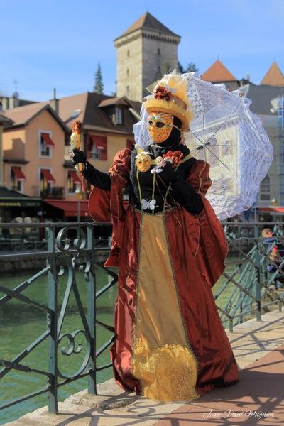 Jean Paul MUGNIER - Carnaval Vénitien Annecy 2017 - 00018