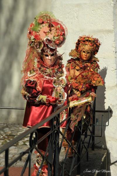Jean Paul MUGNIER - Carnaval Vénitien Annecy 2017 - 00019