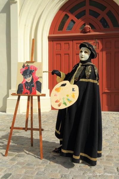 Jean Paul MUGNIER - Carnaval Vénitien Annecy 2017 - 00024