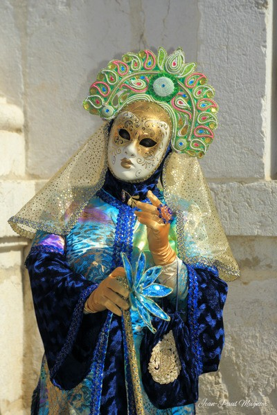 Jean Paul MUGNIER - Carnaval Vénitien Annecy 2017 - 00026