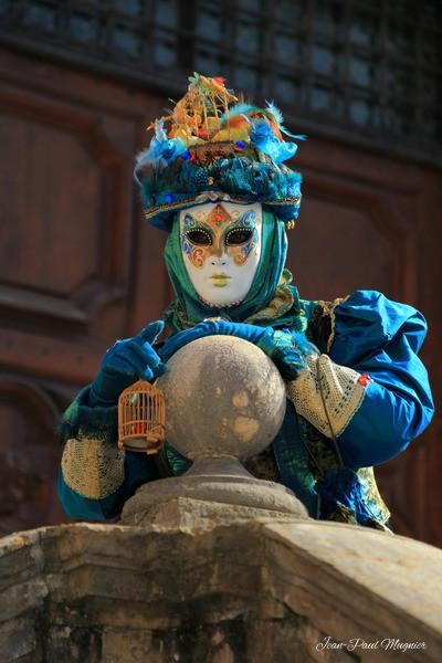 Jean Paul MUGNIER - Carnaval Vénitien Annecy 2017 - 00027