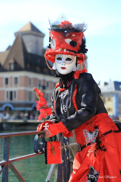 Jean Paul MUGNIER - Carnaval Vénitien Annecy 2017 - 00028