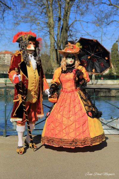 Jean Paul MUGNIER - Carnaval Vénitien Annecy 2017 - 00030